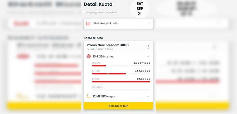 Solusi Ketika Paket Data Lokal Indosat Tidak Bisa Digunakan