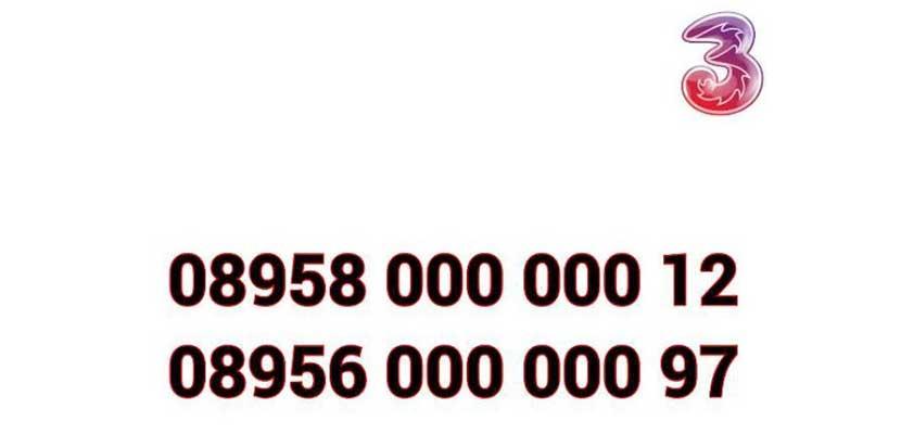 08958 Kartu Apa Nomor Apa Daerah Operator 2021 Gadgetized