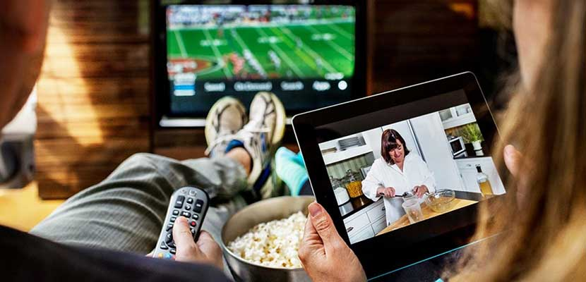 Begini Cara Nonton TV di Laptop Secara Online dan Offline