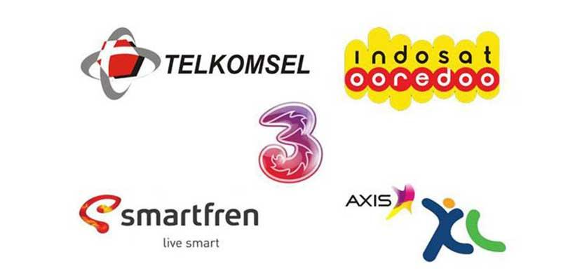 Daftar Nomor Prefix Semua Operator di Indonesia