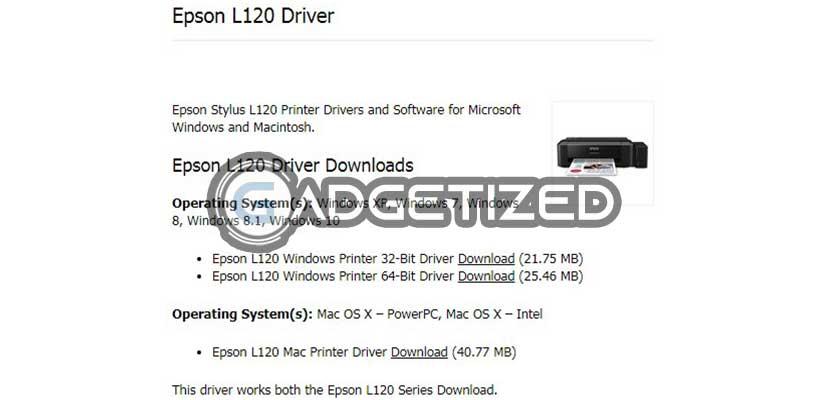 Download sesuai sistem operasi