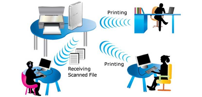 Manfaat Fitur Sharing Printer