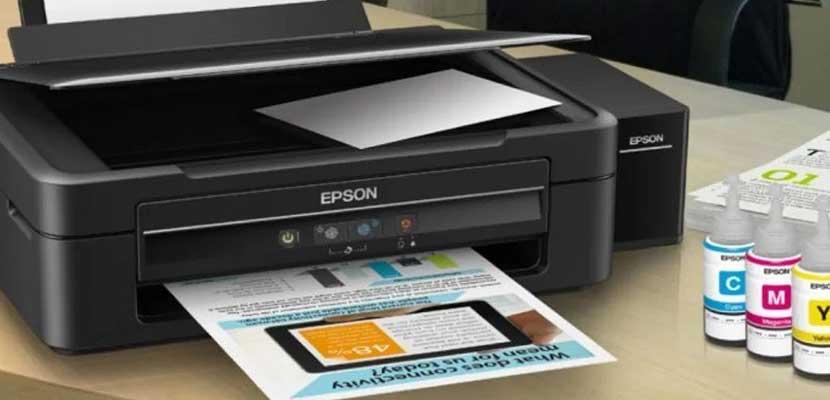 Manfaat Melakukan Cleining Printer Epson