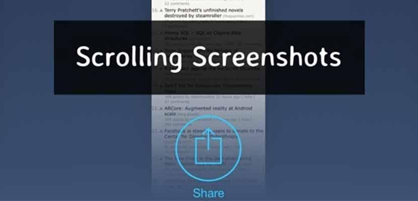 Cara Menangkap Tampilan Layar Panjang di Smartphone Samsung A01