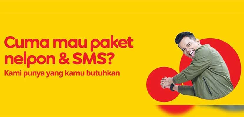 Daftar Paket SMS Indosat Untuk Harian Mingguan dan Bulanan
