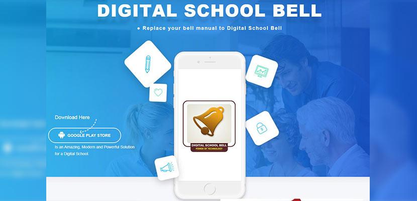 Digital School Bell