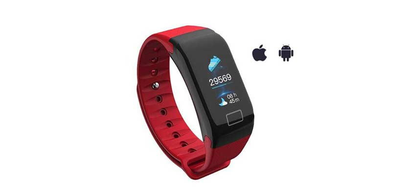 F1 Wearfit Smartwatch