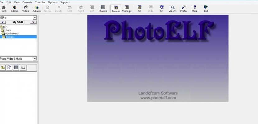 PhotoELF Printing