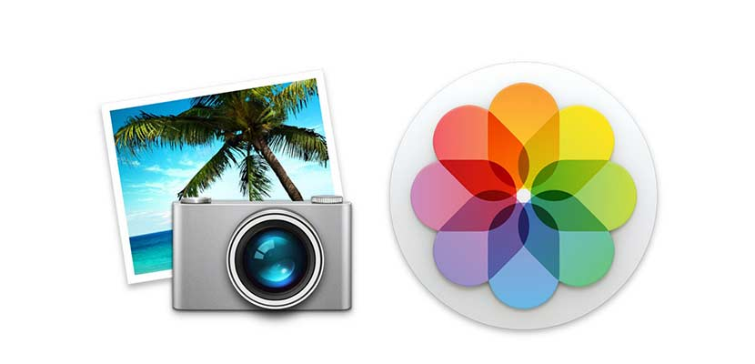 iPhoto MacOS