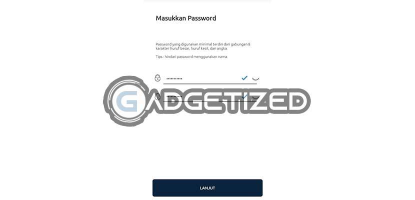 Buatlah Password