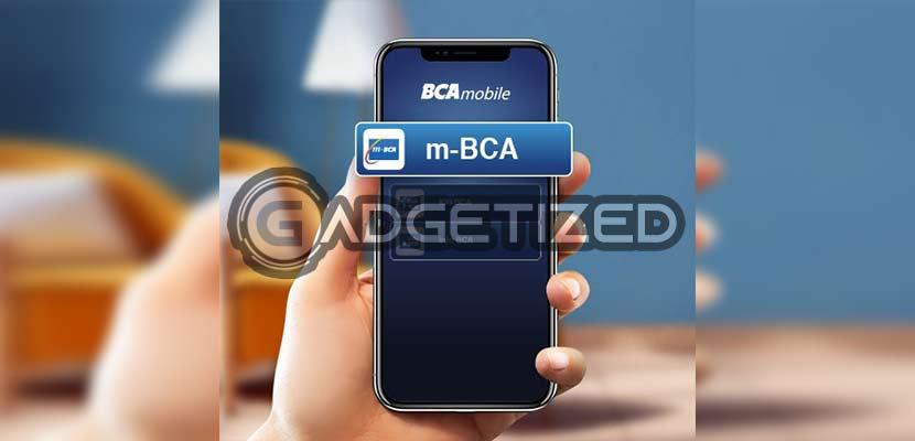 Buka menu m BCA