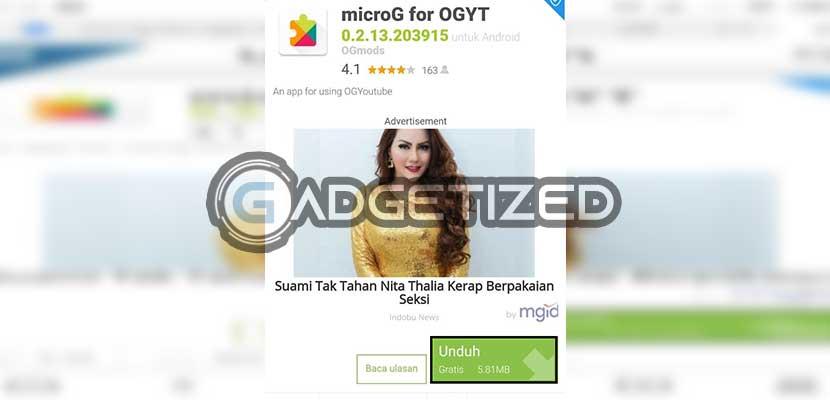 Download MicroG