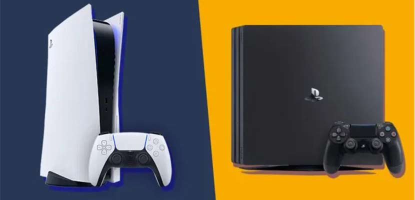 Harga PS4 dan PS5