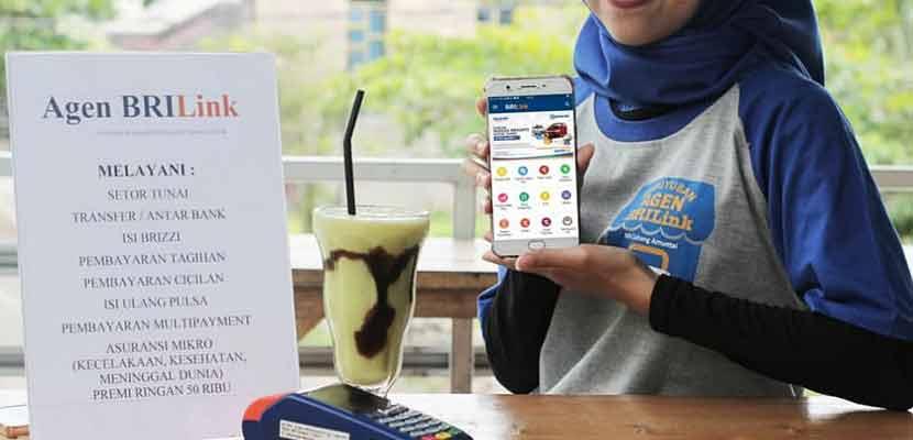 Manfaat BRILink Mobile Bagi Agen