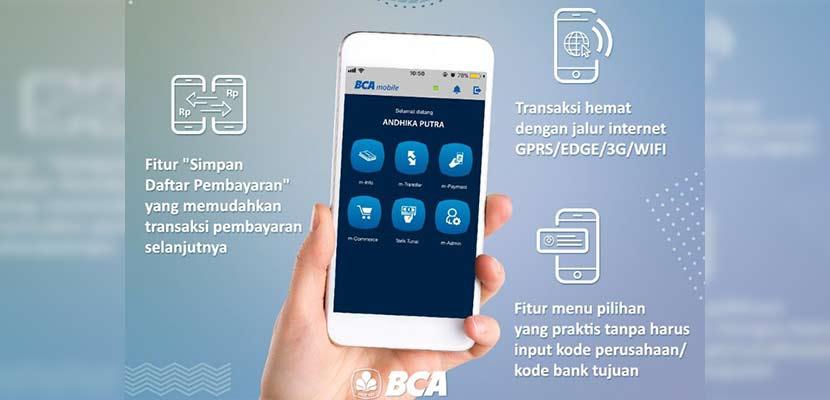 Manfaat Memiliki Layanan mBanking BCA