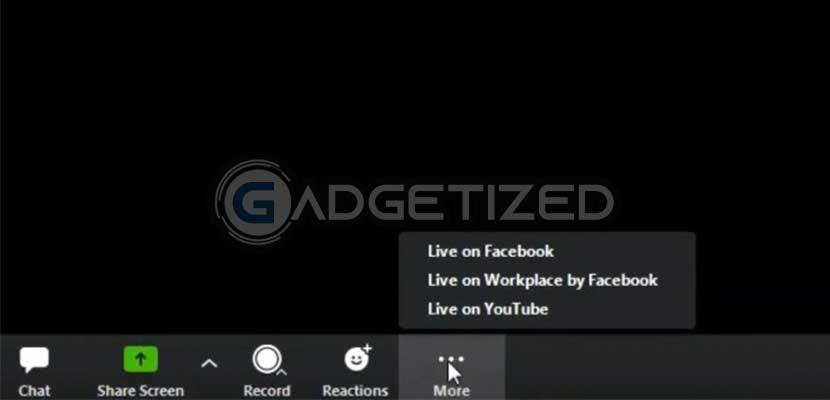 Pilih More Live on Youtube