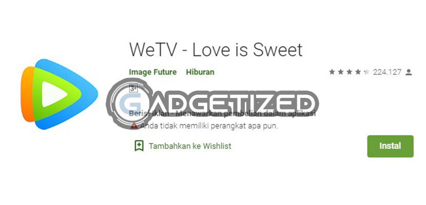 Download WeTV