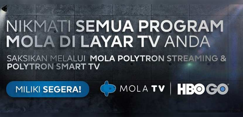 Harga Jenis Paket Mola TV