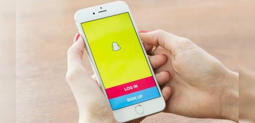 Aplikasi Pertemanan SnapChat