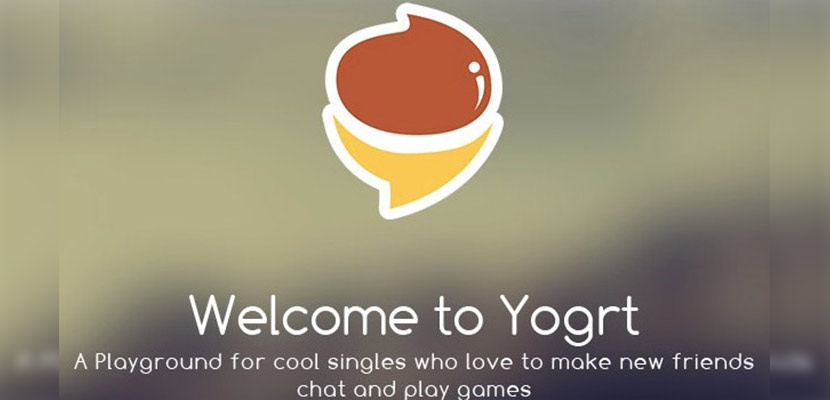 Aplikasi Pertemanan Yogrt