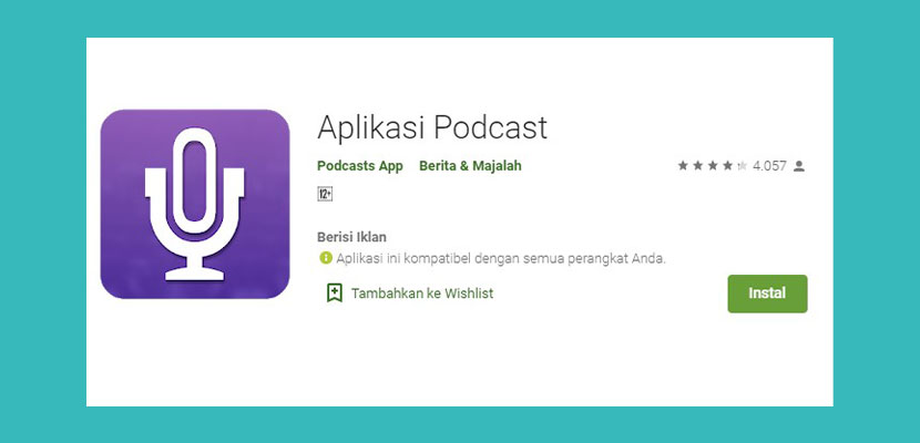 Aplikasi Podcast