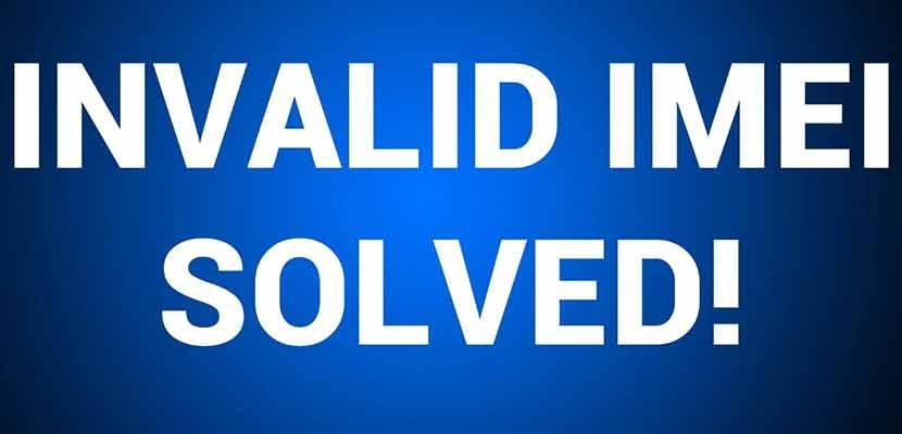 Begini Cara Mengembalikan IMEI yang Hilang Dengan Mudah 100 Berhasil