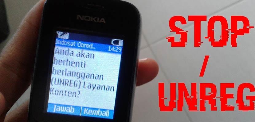 Cara Berhenti Berlangganan NSP Indosat
