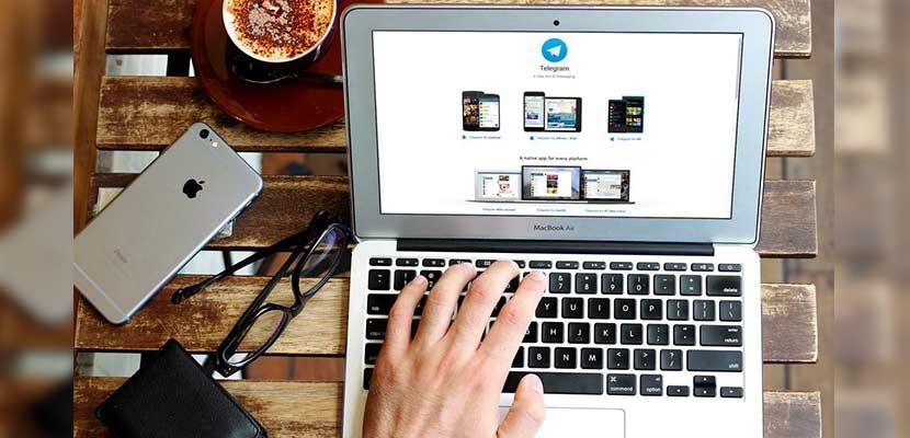 Cara Mengirim File Dari Laptop ke Telegram Tanpa Aplikasi