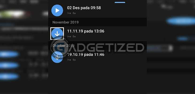 Download Voice Note
