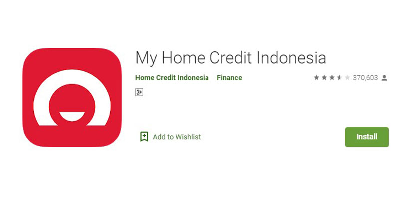 My Home Credit Indonesia
