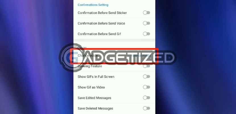 Pilih Menu Change Voice untuk Mengubah Suara Voice Note