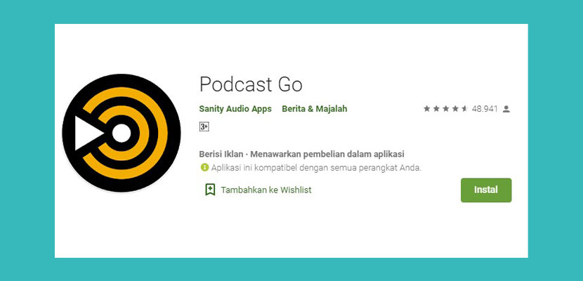 Podcast Go