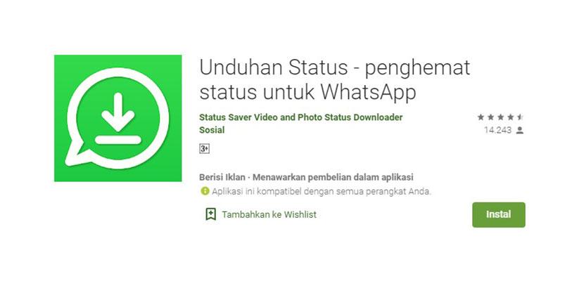 Unduhan Status