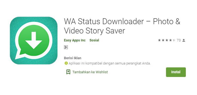 WA Status Downloader