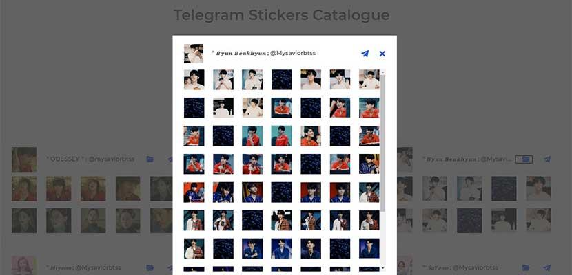Begini Cara Mendapatkan Stiker Kpop di Telegram Gratis 100