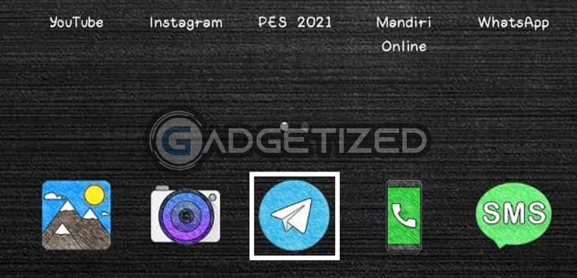 Buka Aplikasi Telegram 1