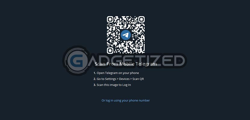 Buka Telegram PC Add Account