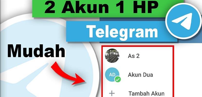 Cara Menambah Akun di Telegram Lewat iPhone Android Dekstop