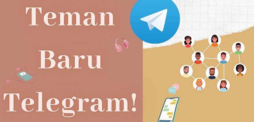 Cara Mendapatkan Teman di Telegram Tanpa Nomor HP
