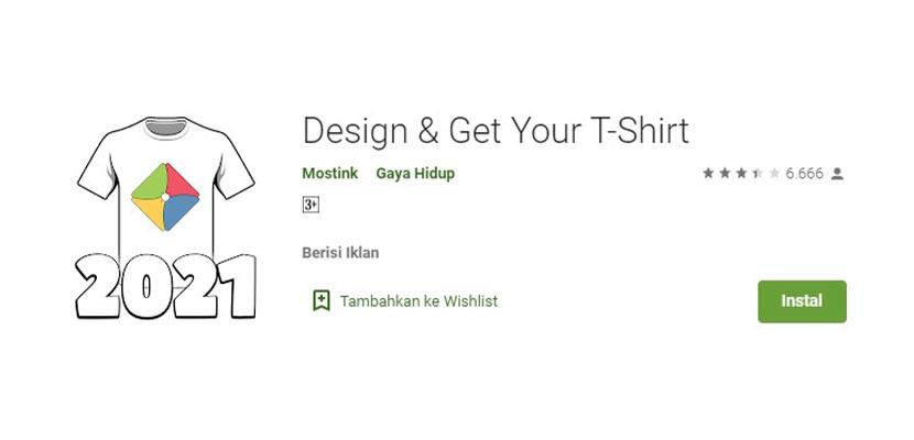 Design Get Your T Shirt