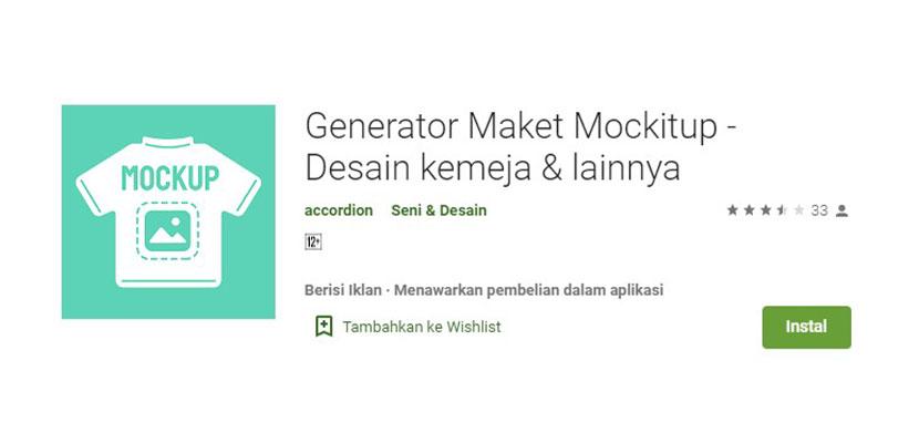 Generator Maket Mockitup