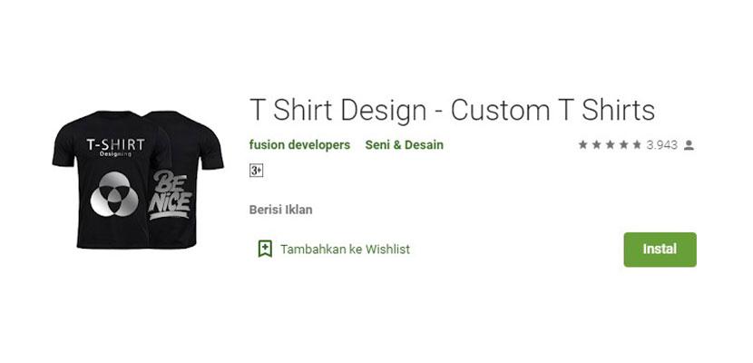 T Shirt Design Custom T Shirt