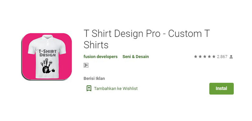 T Shirt Design Pro