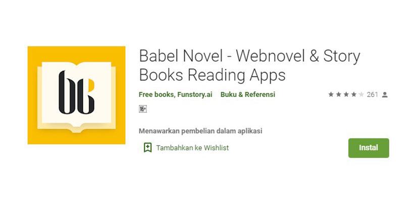 Babel Novel
