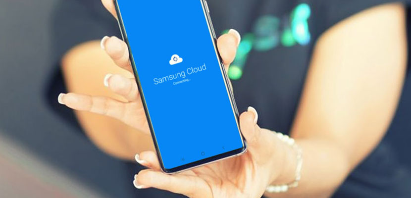 Backup Data dengan Samsung Cloud