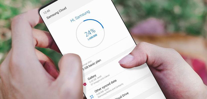 Cara Backup Data HP Samsung