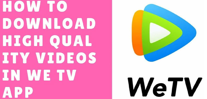 Cara Download Film di WeTV Gratis Lewat Laptop HP Android