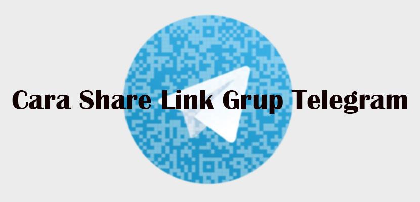 Cara Share Link Grup Telegram Paling Mudah Hanya 1 Menit