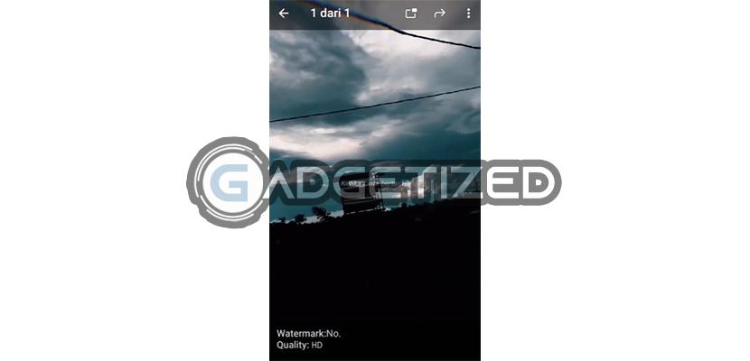 Download Video TikTok Tanpa Watermark Telah Berhasil