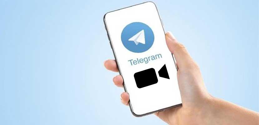 Hapus File Foto Video di Telegram
